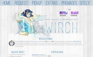 Custom Layout For Wirch 2 by maddieover