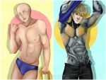 One Punch Man - Pinups by Decora-Chan
