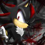 Shadow The Hedgehog by Unichrome-uni