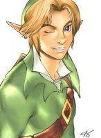 Hero of Time by MistressMoitie