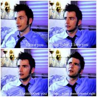 Reason why the Doctor never said 'I love you'... by Laurenthebumblebee