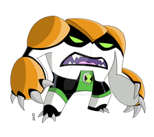 (Reboot!) Cannonbolt by insanedude24