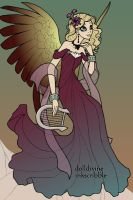 Angel of Music by fencergirl00