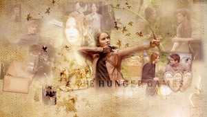 +The Hunger Games by ItsAnniPauEditions