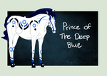 9913 Prince Of The Deep Blue by Kaninkompis