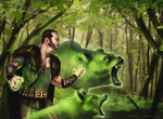The Beastmaster by Nphill19