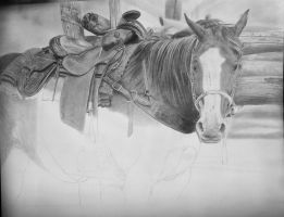 Wip Horse 10 by Mikes-stuff