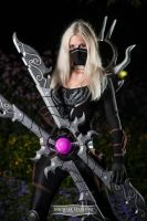 Nightblade Irelia Cosplay by BiancaVanTortuga