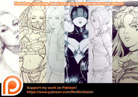 Hello to Patreon by RinRinDaishi