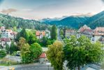 from my hotel room in Sinaia by Rikitza