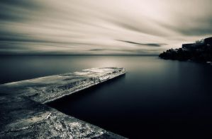 A sea of silence by AntonioAndrosiglio