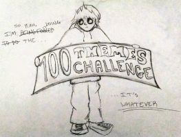 100 Themes Challenge by Jess2Lucky