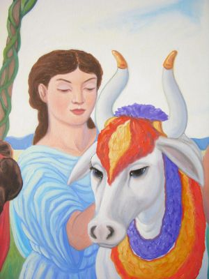 Ariadne and Nandi
