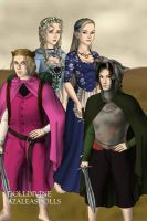 Hetalia Eastern European Four does The Hobbit by mandababe12
