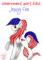 #33 American pony by Remy-peace