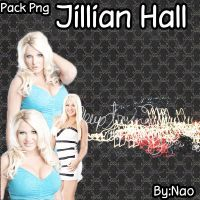 pack png jillian hall by NaoFabulous
