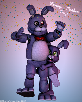 Happy Mothers Day! - [FNaF Blender] by ChuizaProductions