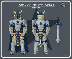 Ready for War - Coestar | Character Sheet by IronClark