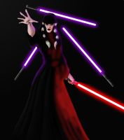 Darth Traya_The Betrayer by DarthVandola