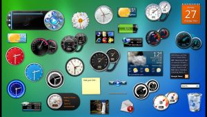 Windows Vista-7 Gadgets PACK for xwidget (HOT) by jimking