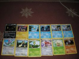 More Pokemon Cards to sale/trade by HinataFox790