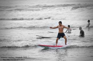 Surfing by lee-sutil
