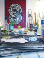 Untitled 8 work in progres by orticanoodles