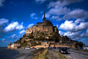 Mont Saint Michel - France by 3lRem