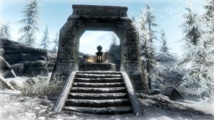 The Shrine by Solace-Grace