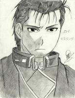 roy mustang by badwich