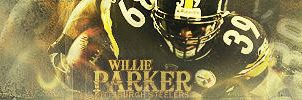 Willie Parker by N4S-GFX