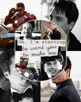 Jack Harkness|Tony Stark meeting by DartsOFFPleasure