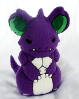 2D Nidoking by xBrittneyJane
