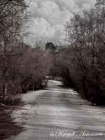 The Road of Melancholy by KristellAutumn