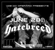 Hatebreed Live In Portugal by Hatebreed-Fans