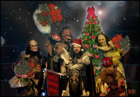 Xmas Lordi by 5WEETV4MP1RE