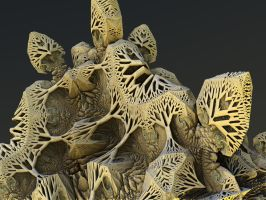 Fossil plants ASurf-Pong 267 by batjorge