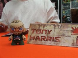 Tony Harris Munny by KidNotorious