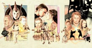 The Prequel Trilogy by BenCurtis