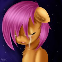 - Scootaloo (Speedpaint in desc.!) by Yuukon