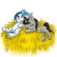 Filly Dj with Octavia by BuNInA