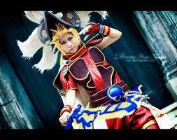 Dissidia: Final Fantasy ::01 by Cvy