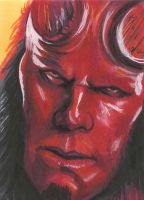 Hellboy PSC by AshleighPopplewell