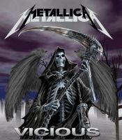 Metallica album cover by IGMAN51