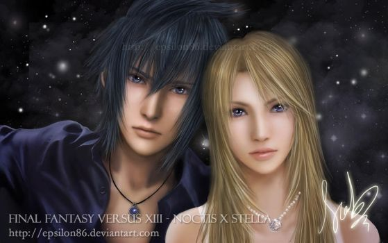 FF Versus XIII - Lover by Epsilon86