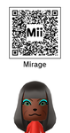 Mirage the Evil Incarnate Mii by Jinzo-Advance