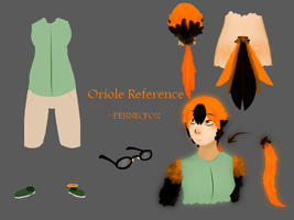 Oriole Reference by PennecPox