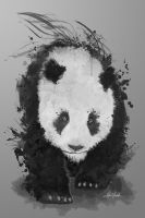 Resilient Panda by One-Alucard