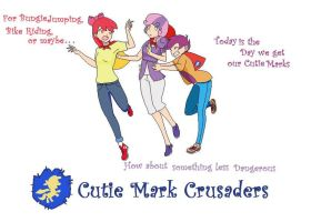 Cutie Mark Crusaders by Mattmankoga
