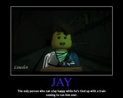 Jay -smile by Lincelot1